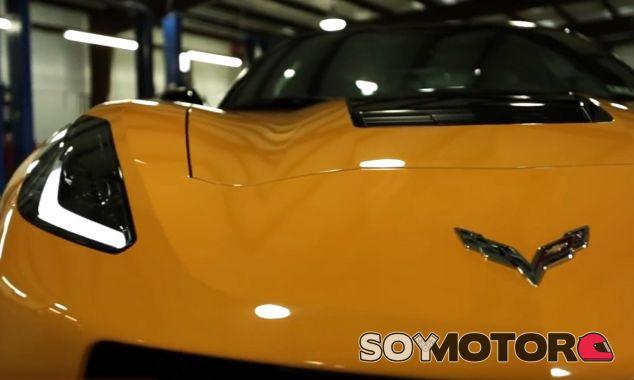El sonido del Corvette Z06 HPE1000 de Hennessey enamora