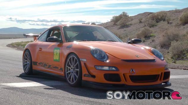 Un Porsche 911 GT3 RS también vale para hacer drifting