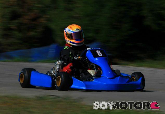 María Carandell gana por sorpresa su primera carrera en KZ - LaF1