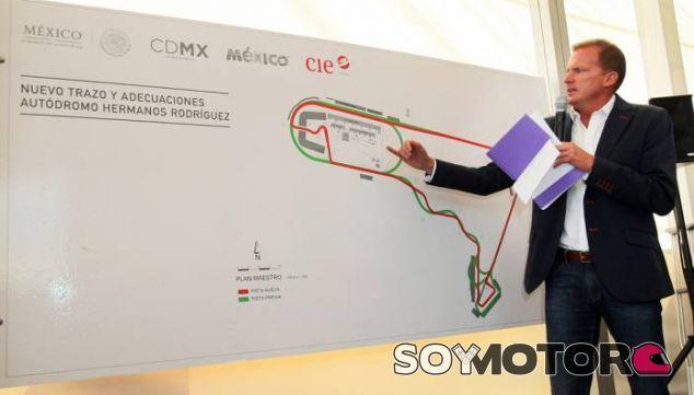 El Autódromo Hermanos Rodríguez será de los más rápidos en F1 - LaF1.es