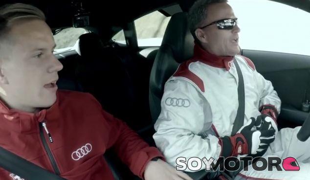 La cara de Ter Stegen viendo el volante suelto es un poema - SoyMotor