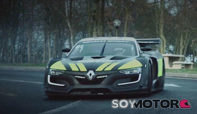 ¿Habrá preguntado por el precio del Renault R.S. 01 Interceptor la policía de Dubái? - SoyMotor
