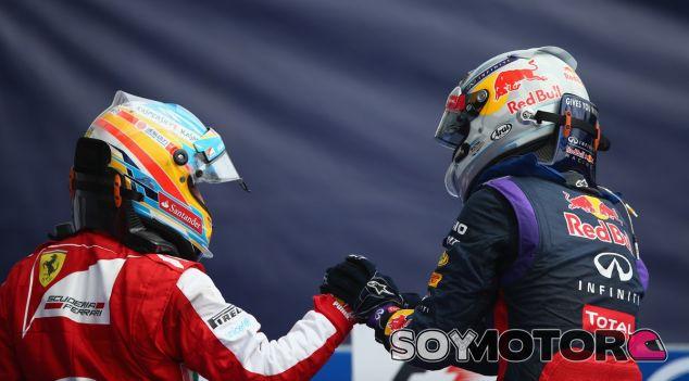 La marcha de Fernando Alonso deja vía libre a Sebastian Vettel, su sustituto - LaF1