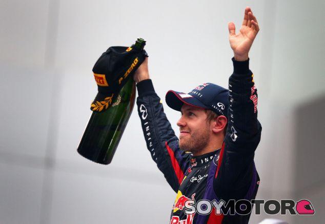 Sebastian Vettel en India 2013, la carrera en la que conquistó su cuarto Mundial - LaF1