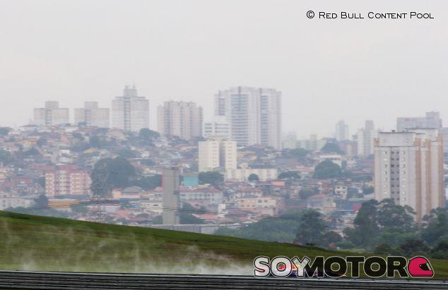 Red Bull en el último Gran Premio de Brasil - LaF1