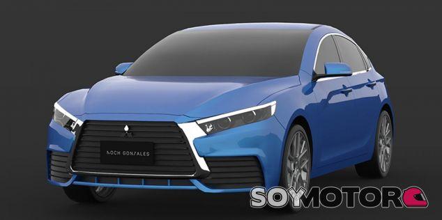 Mitsubishi Lancer 2018 - SoyMotor.com