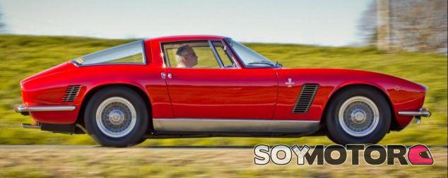 Iso Grifo - SoyMotor.com