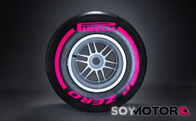 Neumático ultrablando previsto para 2016 - LaF1