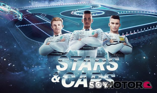 16 pilotos formarán parte del 'Stars and Cars' 2015 - SoyMotor