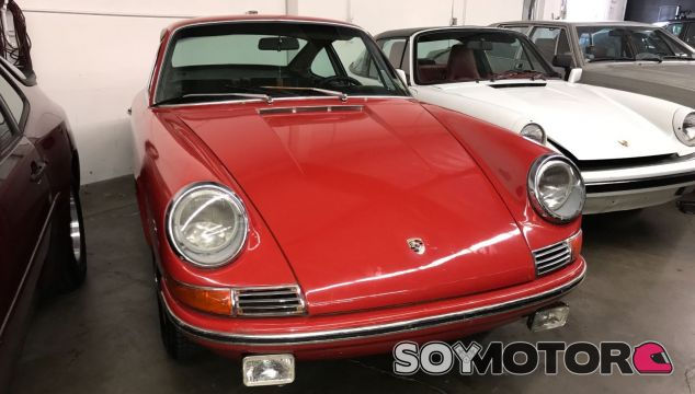 Un Porsche 911 de 1965 emerge tras 27 años escondido - SoyMotor.com