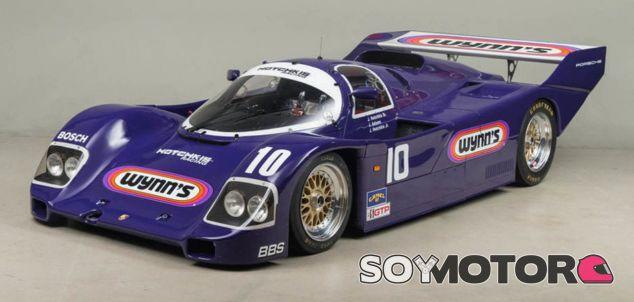 Porsche 962 - SoyMotor.com