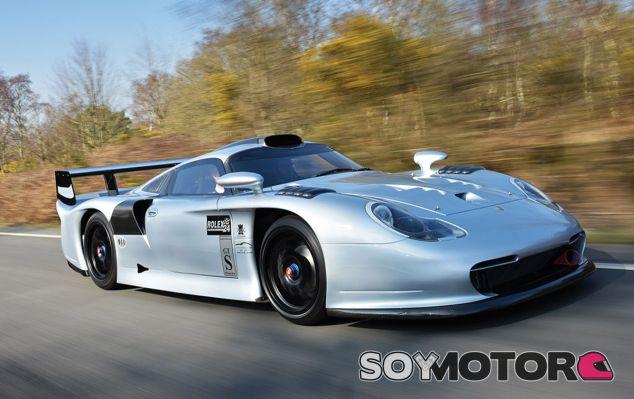 El Porsche 911 GT1 Evo tuvo un papel destacado en Le Mans y en el FIA GT1 - SoyMotor
