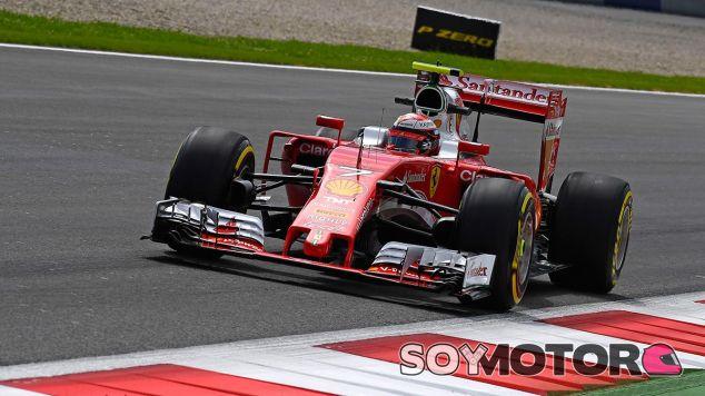 Kimi Räikkönen en Austria - LaF1