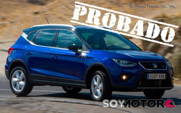 Seat Arona 2020: el SUV compacto de la marca española - Soymotor.com
