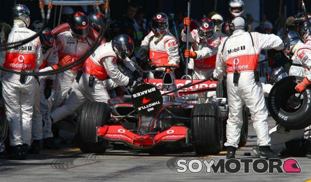 Alonso no teme vivir con Vandoorne otro 2007 - SoyMotor.com