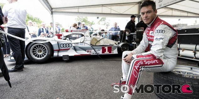 André Lotterer en el Festival de Velocidad de Goodwood - LaF1