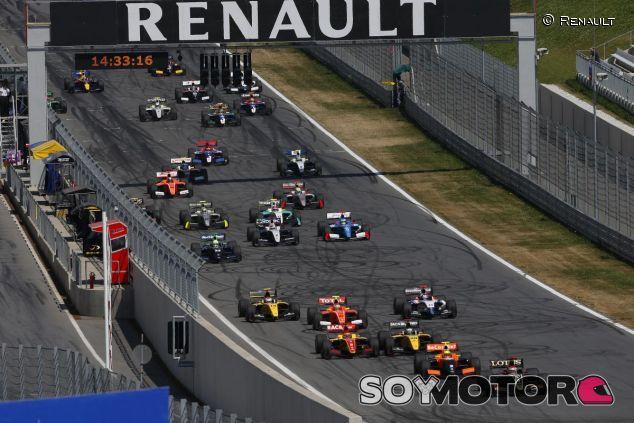 Renault quiere recuperar su programa de jóvenes pilotos - LaF1.es