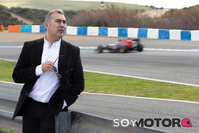 José M. Zapico en Jerez - LaF1.es