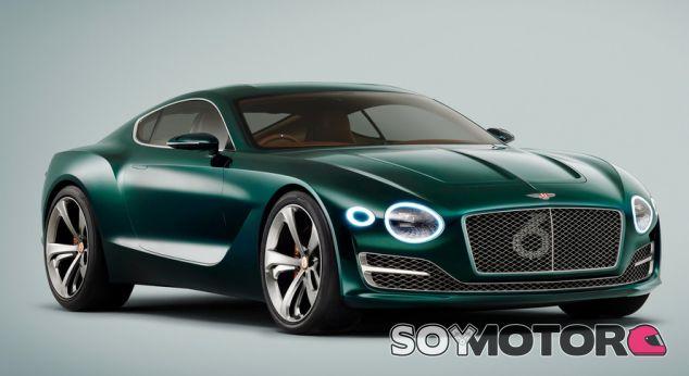 Bentley concept - SoyMotor.com