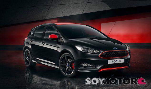El Ford Focus Sport ha sido presentado en el Essen Motor Show 2015 - SoyMotor