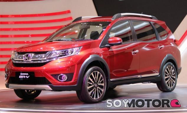 El Honda BR-V está delimitado por el momento para un mercado muy concreto - SoyMotor