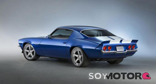 Chevrolet presenta en el SEMA Show de Las Vegas este partícular modelo - SoyMotor