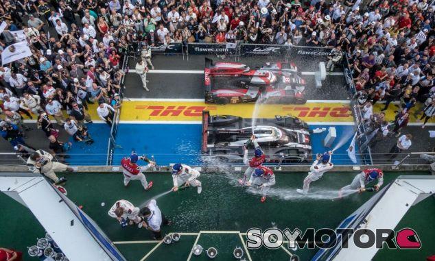 Porsche se lleva las 6 horas de Nürburgring; Merhi abandona - SoyMotor