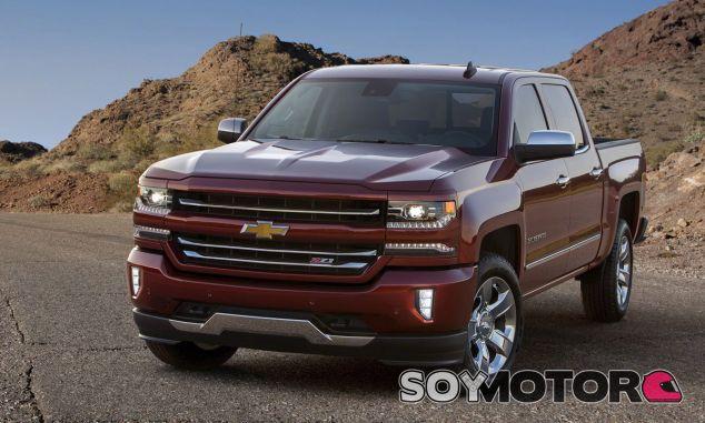 El Chevrolet Silverado 2016 es el segundo modelo más buscado a lo largo de 2015 - SoyMotor
