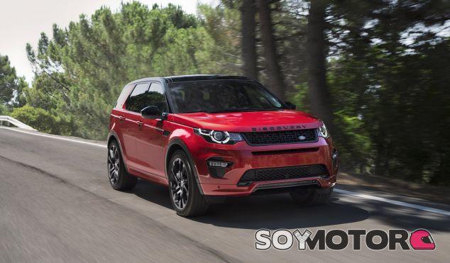 El Land Rover Discovery Sports presenta una imagen y diseño más atrevido - SoyMotor