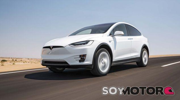 El Tesla Model X también se beneficia de suculentos descuentos - SoyMotor