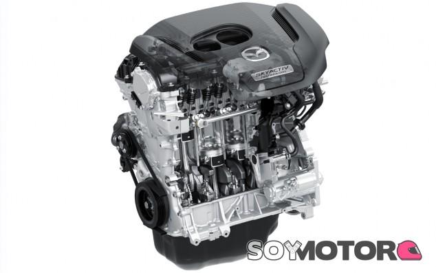 La turboalimentación también llega a los motores diésel de Mazda - SoyMotor