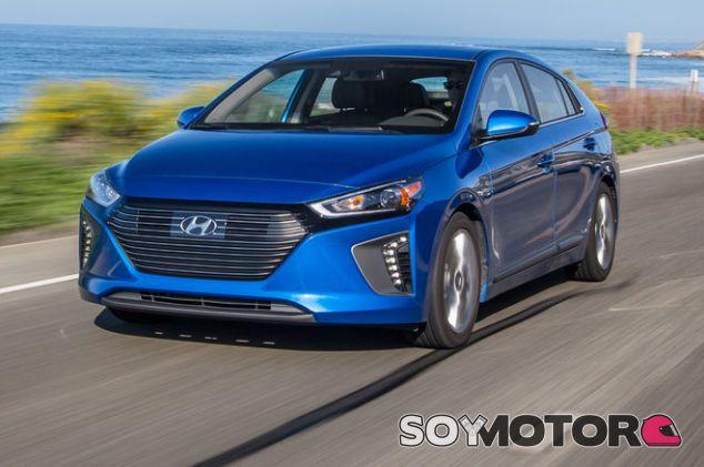 Hyundai Ioniq – SoyMotor.com