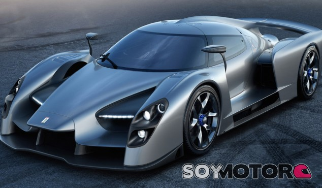 Este hypecar nace de la base del Glickenhaus SCG003CS, vehículo de competición - SoyMotor