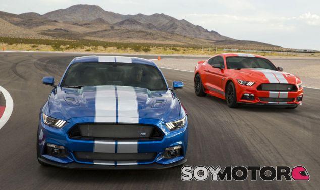 Shelby American ha conseguido crear un Mustang retocado, una versión accesible del Shelby - SoyMotor