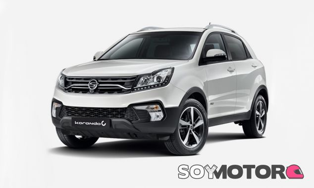 SsangYong Korando 2017: Korean can do - SoyMotor