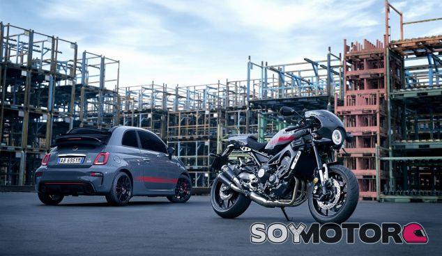 Dos chicos muy malos: Yamaha XSR900 Abarth y Abarth 695 Tributo XSR - SoyMotor