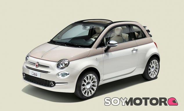 Fiat 500 Sessantesimo: edición especial por su 60 cumpleaños - SoyMotor.com