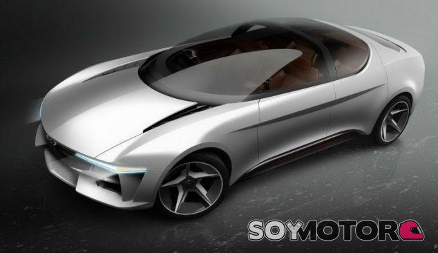 Giugiaro Sybilla Concept: para celebrar el 80 cumpleaños del diseñador - SoyMotor.com