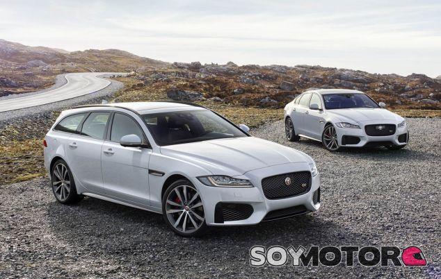 El Jaguar XF Sportbrake se fabricará junto a la berlina en Castle Bromwich (Reino Unido) - SoyMotor
