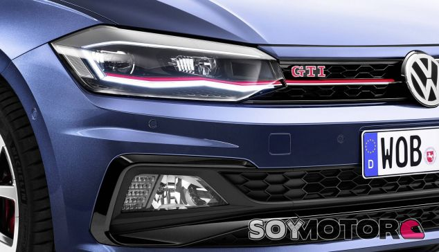 Volkswagen Polo GTI Performance - SoyMotor.com