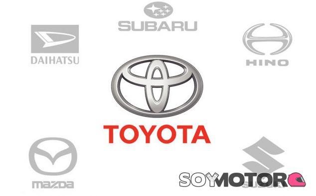 Comenzó con un acuerdo entre Toyota y Mazda, pero ya son seis fabricantes implicados - SoyMotor