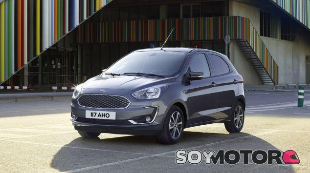 El nuevo Ford Ka+ presume de renovado diseño y un mayor equipamiento - SoyMotor