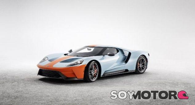 Ford GT Heritage - SoyMotor.com