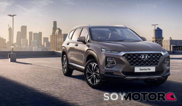 Hyundai Santa Fe 2018 - SoyMotor