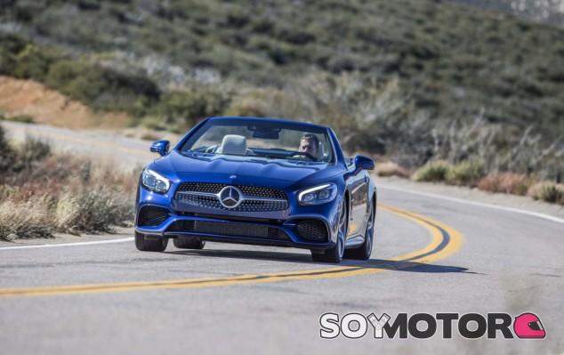Mercedes-Benz SL - SoyMotor.com