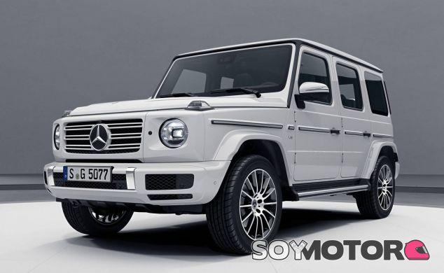 Mercedes-Benz Clase G AMG Line - SoyMotor.com