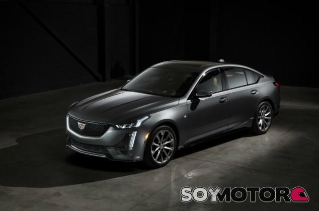 Cadillac CT5: motores turbo y sistema de conducción semi autónoma - SoyMotor.com