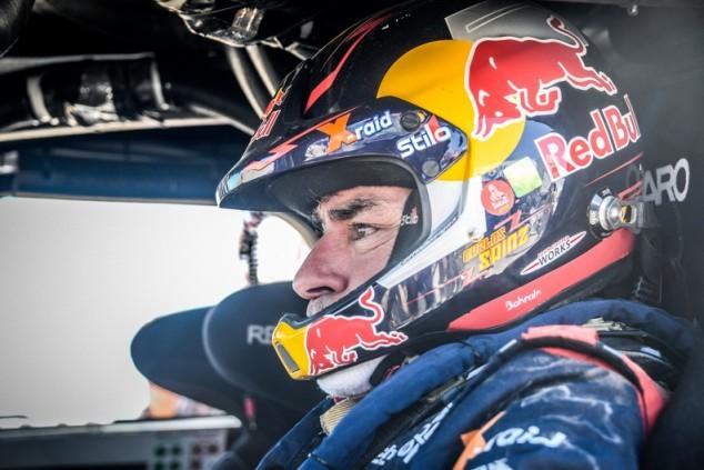 Carlos Sainz en el Rally Dakar - SoyMotor.com