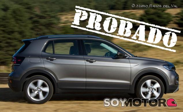Prueba a fondo Volkswagen T-Cross 1.0 TSI Sport - Soymotor.com