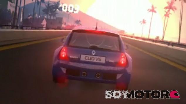 Renault Sport revive su historia en un 'vídeo-juego'